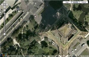 Eiffel Google