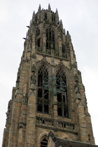Yale Clock Tower