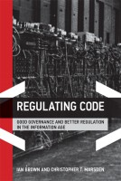 Regulating Code book cover