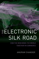 Electronic Silk Road book cover