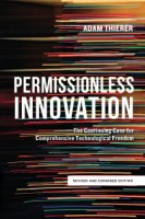 Permissionless Innovation 2nd edition book cover -1